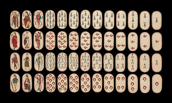 Cloister Speelkaarten; De oudste Nederlandse speelkaarten ooit gevonden