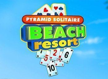 Pyramid Solitaire Beach Resort spelen