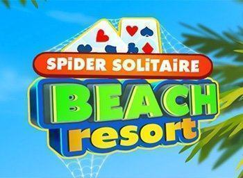 Spider Solitaire Beach Resort spelen