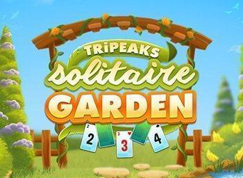 Tripeaks Solitaire Garden spelen