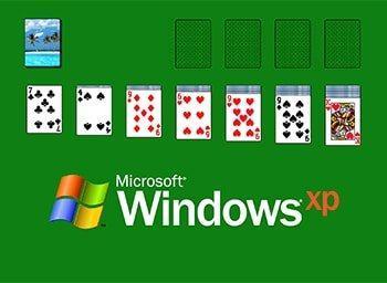 Windows Patience XP Spelen