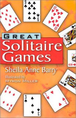 Boek great solitaire games