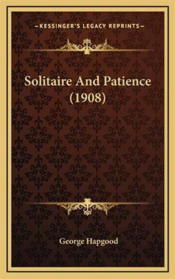 Boek solitaire and patience