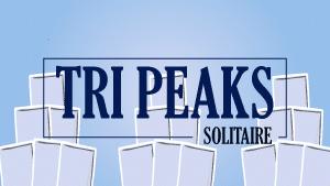 Tripeaks Solitaire Spelen - klik op de afbeelding om het spel te openen