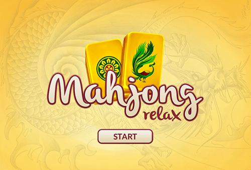 Speel Nu Mahjong Relax