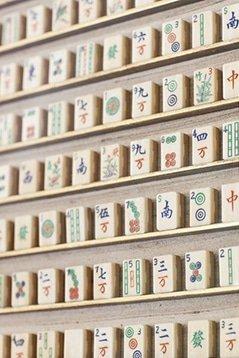 Mahjong Stenen