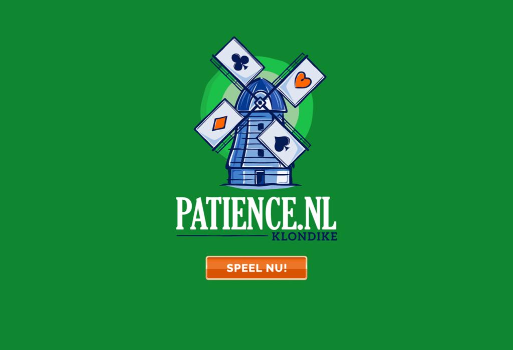 klik op de afbeelding om het spel Patience te openen