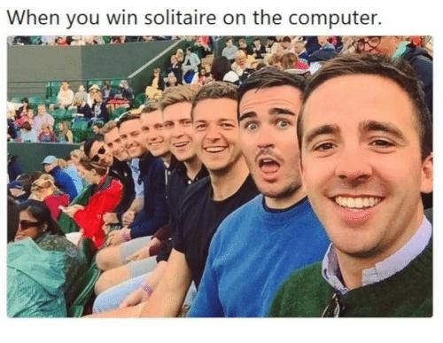 solitaire met meerdere personen